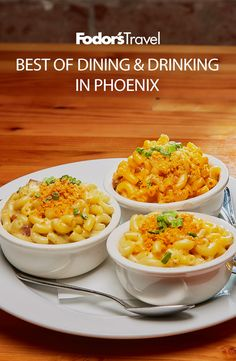 #Phoenix has a happening new food scene that mixes classic Phoenix fare with hip foodie finds. #eat #food #arizona