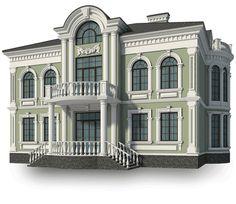 Картинки по запросу карнизы фасадные классицизм