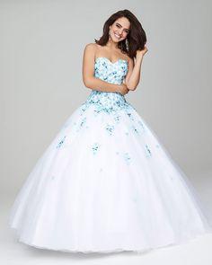 Allure Quineanera Dress