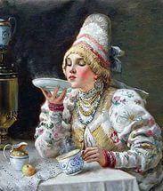 Постоянная ссылка на изображение Русские красавицы XIX и начала XX века.