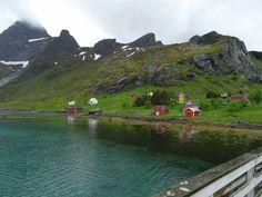 Vindstad, Bunesfjord