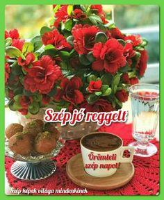 Jó reggelt Table Decorations