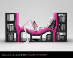 Stanislav Katzs Funky Furniture - Soviet Designer Twists Furniture Into Art (GALLERY)