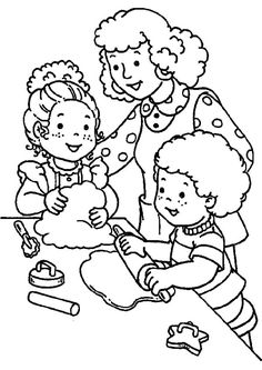 Children Helping Others Coloring Pages Helping Others Making Cookies Coloring Pages Coloring Sky Minion Coloring Pages, Beach Coloring Pages, Family Coloring Pages, Frozen Coloring Pages, Cat Coloring Page, Free Adult Coloring Pages, Pokemon Coloring, Christmas Coloring Pages, Free Printable Coloring Pages