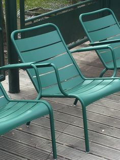 Fermob - Luxembourg - chair - armchair - lounge - low - outdoor - furniture