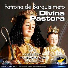 #DivinaPastora Reina Madre... patrona de #Barquisimeto.