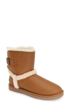 UGG® Australia 'Airehart' Water-Resistant Short Boot (Women) available at #Nordstrom