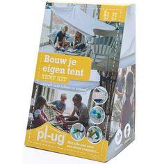 pl-ug tent kit plug001gem-b | ilovespeelgoed.nl