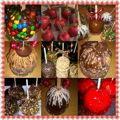 Sandys sweet treats apples