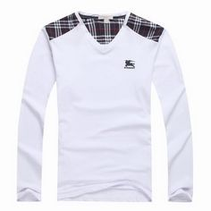 Burberry Men Long Sleeve Tees This shirt is sexy