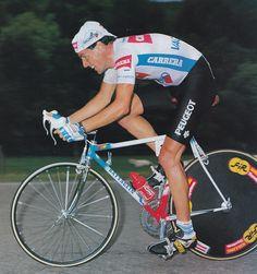 Tour De France 1987 for Sale Vintage Cycles, Vintage Bikes, Vintage Sport, Cycling Shoes, Pro Cycling, Bicycle Race, Road Bikes, Peugeot, Athlete