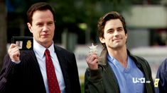 neal and peter white collar