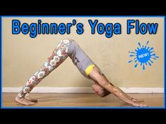 Strong beginners Yoga Workout with JQ Williams 2015 - YouTube