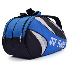 YONEX Tennis Badminton Bag 2 Packs Rucksack Blue Racquet Racket Squash for sale online Yonex Tennis, Tennis Gear, Badminton Bag, Squash, Toys, Blue, Outfits, Ebay, Outfit