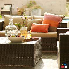 ¡Relájate en tu #terraza este verano!
