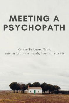 Meeting a psychopath on NewZealand's Te Araroa Trail: Raetea Forest. #tramping #TeAraroa #NewZealand #hikingadventure #Raetea