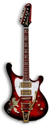 Fendson British Electric Guitar - Windsor Special Guitar
