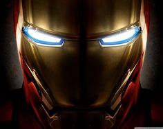 Iron Man Helmet Wallpaper