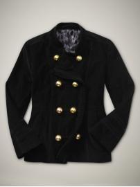 I LOVE pea coats...but when can I wear it in FL?????