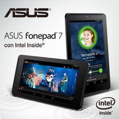 ASUS #Fonepad7, disponibile su e-shop TIM!