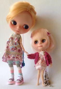 Custom blyh basaak dolls | Flickr - Photo Sharing!