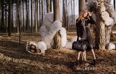 Mulberry e Where The Wild Things Are