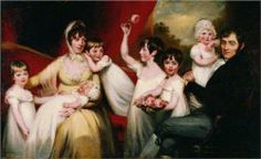 John Lee (d.1809), and His Family - John Russell