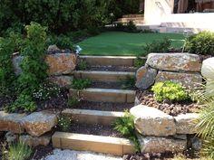garden stair design