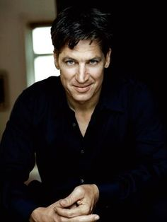 Tobias Moretti - hmmm yes yes austrian actor and farmer