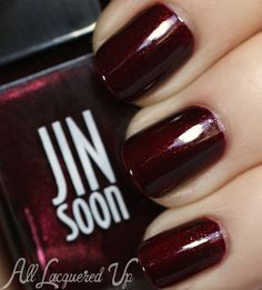 JINsoon Tibi Nail Polish Collection for Fall 2013 – Swatches. LOVE THIS COLOR