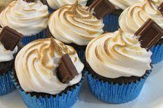 Baker Becky: S'mores Cupcakes