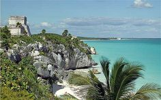 Tulum, Mexico: Bohemian days on the Mayan Riviera.    Mick Brown savours the ramshackle charm of Tulum, a village the developers haven't got to - yet.