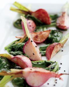 marinated beets + greens | vedge @Hotel_Lajta_Park Address: 9200 Mosonmagyaróvár Vízpart utca 6 www.hotellajtapark.hu info@hotellajtapark.hu