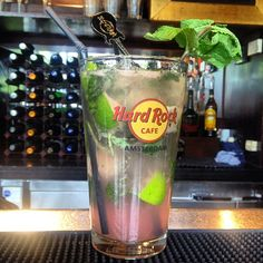 Best cocktail bar #amsterdam @Hard Rock Cafe Amsterdam #great #tasty #refreshing #summertime