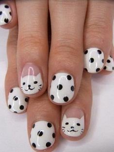 Pretty Easy Nail Art Design (82)