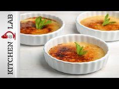 Απλά Θεϊκή! Ακαταμάχητη Γαλλική συνταγή για κλασική κρεμ μπρουλέ από τον Άκη Πετρετζίκη! Ετοιμάστε το φοβερό και εντυπωσιακό επιδόρπιο που θα σας ενθουσιάσει! Pudding, Kitchen, Desserts, Recipes, Food, Youtube, Tailgate Desserts, Cooking, Deserts