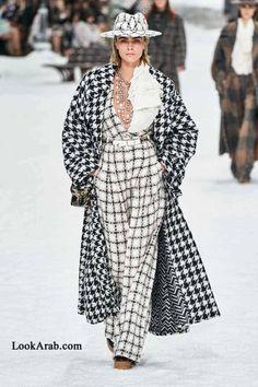 d05b2b5a75b48 fashion · كارل لاغرفلد تودع شانيل بمجموعة خريف 2019