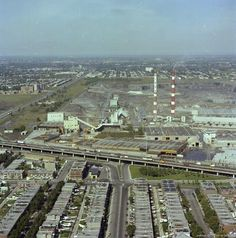 Carrière Miron, 15 septembre 1977 Montreal Ville, Of Montreal, I Miss You Everyday, Canada, The Province, Paris Skyline, Past, Island, Photos