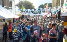 SALTAIRE Festival will offer 10 days of wildly varied activities from Friday, September 9.