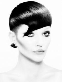 Akin Konizi British Hairdresser of the Year 2013