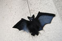 HALLOWEEN BAT by Anukat on Etsy