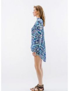 POCKET SEQUINS GATEWAY TUNIC | Christophe Sauvat