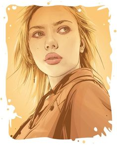 Learn how to do portraits with Illustrator with our book 'Learning Illustrator CS6 with 100 practical exercises'