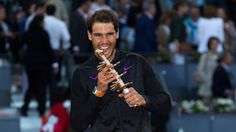 Rafael Nadal was up to his old tricks at the 2017 Mutua Madrid Open. He looked hungry and produced some explosive tennis on centre court. He is playing like the unbeatable Nadal on clay from…