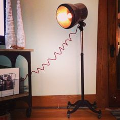 19 Best Vintage Hairdryer To Lamp Conversions Images