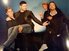 Another J2 Chicon photo op