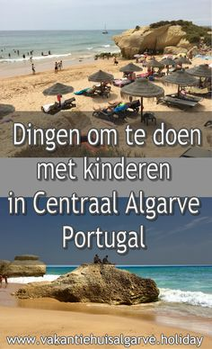 Read about the various things you can do together with your children on your holiday in Central Algarve in Portugal. Europe Travel Tips, Travel And Tourism, Traveling With Baby, Travel With Kids, Algarve, Holiday Apartments, European History, City Break, Portugal