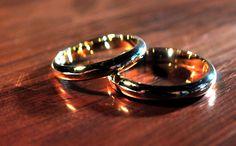 Wedding Rings designed by Giulliano
