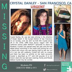 Find Missing Crystal Danley!