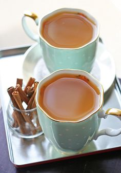 This classic spiced hot apple cider is perfect on a cold, rainy night, or offer it to friends at your next gathering.